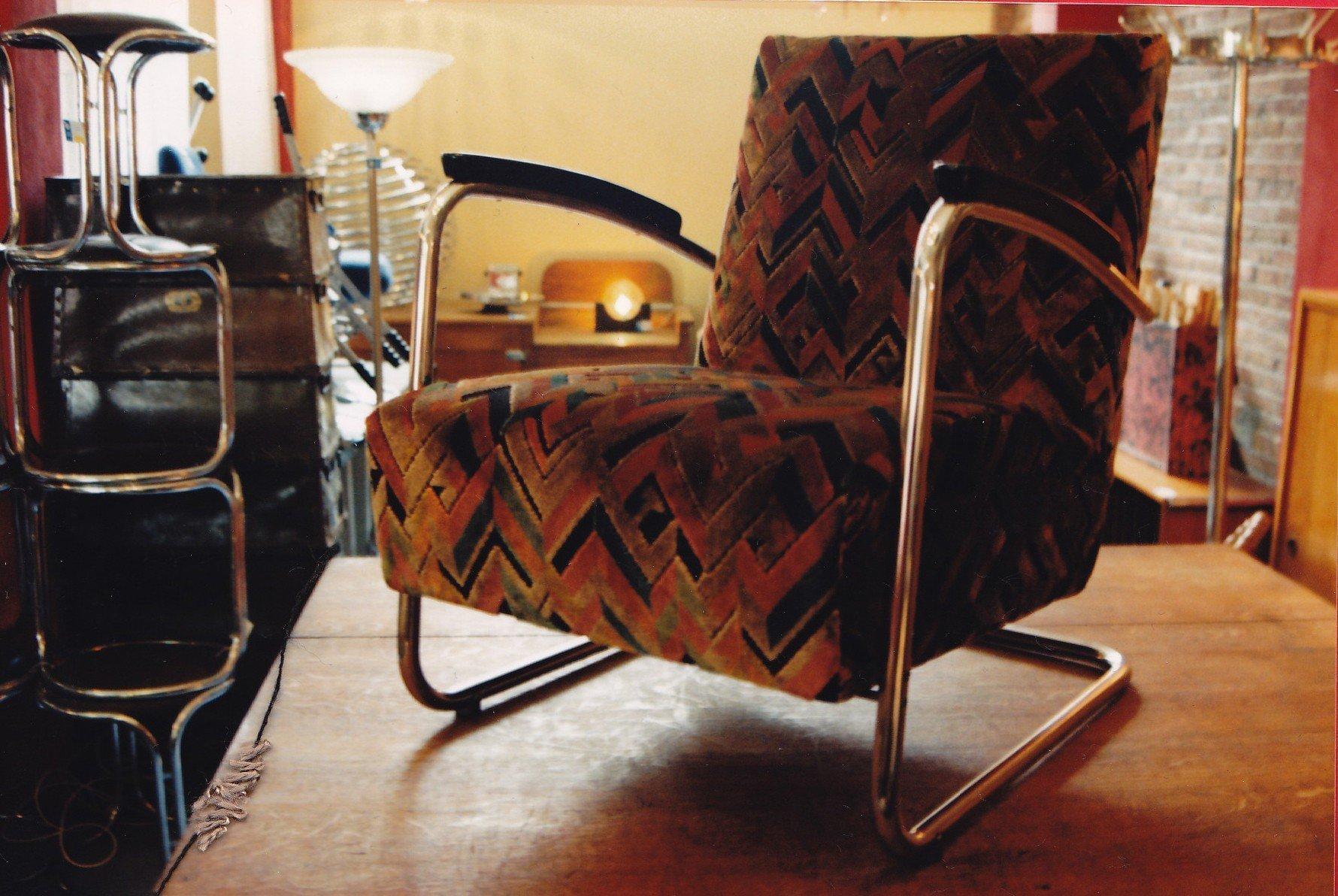Tweedehands Design Stoelen Amsterdam.Wie Is Anno En Over Ons