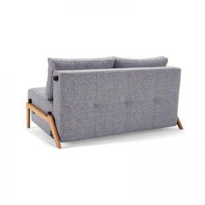 Slaapbank 140 Cm Breed.Cubed 140 160 Anno Design
