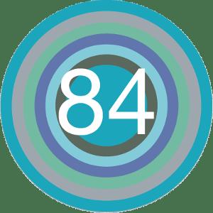 84 Multicolor 2