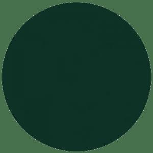Donkergroen linoleum