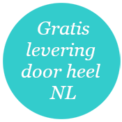 gratis levering en montage door heel Nederland
