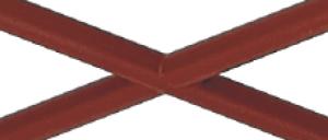 Geoxideerd rood